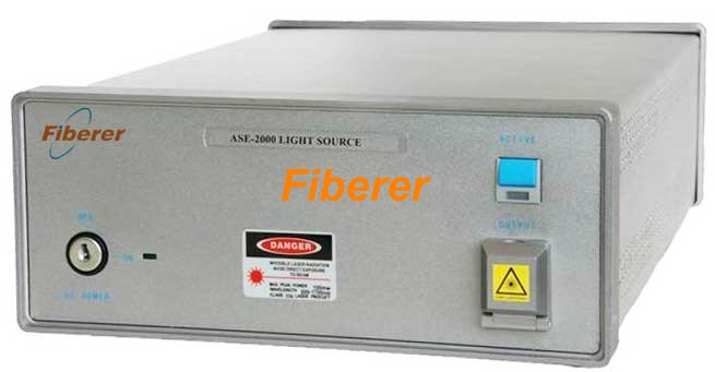 19602000nm ASE Broadband Light Source