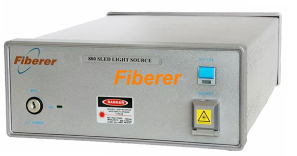 880nm SLED Broadband Light Source