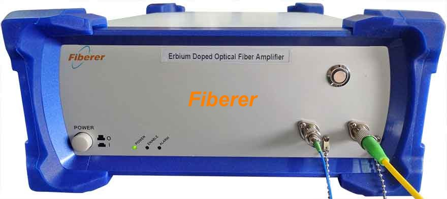 C Band EDFA (Erbium doped Fiber Amplifier)
